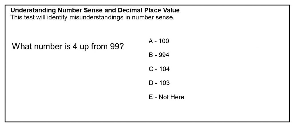 Understanding Number Sense and Decimal Place Value